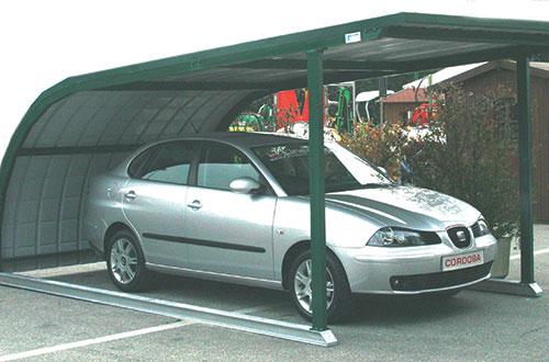 Farcopref vendita box prefabbricati isolati per auto ed in for Box cani prefabbricati prezzi